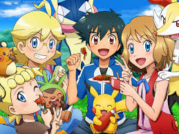 Pokemon XY&Z | Pokemon characters, Pokemon, Pokemon people