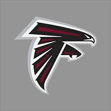 Amazon Com Atlanta Falcons Team Logo Vinyl Decal Sticker Car Window Wall Home Kitchen