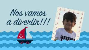 Marinero Invitacion Cumpleanos Moot Youtube