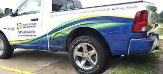 Full And Partial Vehicle Wraps Vinyl Truck Graphics