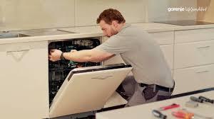 Hướng dẫn lắp đặt máy rửa bát âm tủ nhập khẩu Gorenje SmartFlex ...