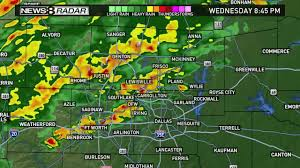 WFAA Weather - Radar Update: Non severe ...