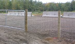 Ab Custom Fencing And Animal Management Systems Woven Wire Fences