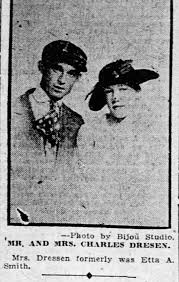 Charles and Etta Smith Dressen - Newspapers.com