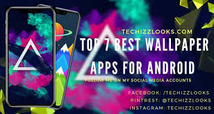 top 7 best wallpaper app for android