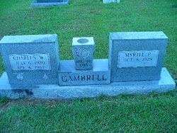 Myrtle Parker Gambrell (1929-2018) - Find A Grave Memorial