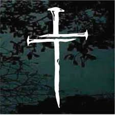 Christian Cross Car Decals Stickers Decal Junky