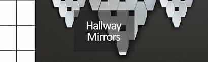 hallway mirrors mirrors for entrance