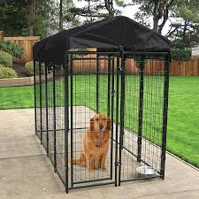 The Best Outdoor Hang Out For Your Dog Kennels Playpens And More Outdoor Dog World