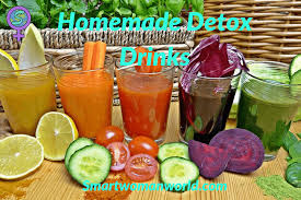 homemade detox drinks 10 easy drinks