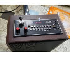 Tặng Mic & Pin] Loa Bluetooth Karaoke Mini Zansong A061 - Bảo hành 6 tháng  ↘↘↘ Giảm 50%