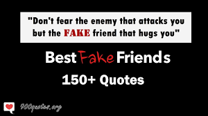 quotes about fake friends people love relationship family