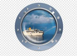 Window Wall Decal Porthole Sticker Ship Window View Furniture Room Windows Png Pngwing