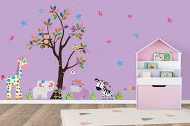 Girls Themed Nursery Decals Nursery Decals Girls Pink Colors Nurserydecals4you