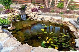 27 Garden Pond Ideas That Will Make You Feel Relaxed In Your Backyard