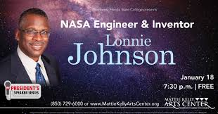 The Power of Perseverance Featuring Lonnie Johnson | Mattie Kelly ...