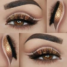 light brown eyes makeup