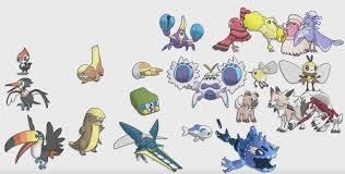 Complete Pokemon Sun & Moon Leaks + Pokedex (SPOILERS) - Album on ...