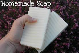 making homemade soap happy money saver