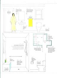 bathroom mirror standard light switch