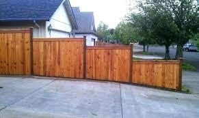 Pin On Cedar Fencing