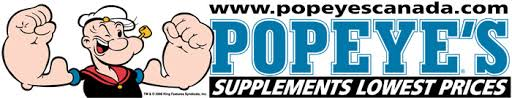 popeye s supplements canada strong to