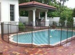 Baby Guard Pool Fence Company Pool Fences Pool Fencing Backyard Fences Pool Fence Fence Landscaping