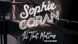 Sophie Coran - All That Matters (Live Session) - YouTube