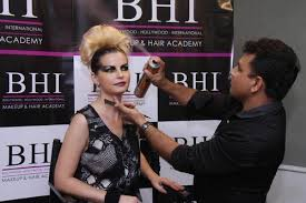 bhi makeup academy college