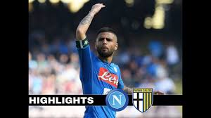 Napoli Parma 3-0 Highlights (HD) 26/09/2018 - YouTube