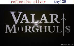 2020 V01 Valar Morghulis Game Of Thrones All Men Must Die Cut Car Decal Stickerfor Apple Macbook Pro Air Retina 11 12 13 15 Mac Vinyl 15 6 From Mysticker 4 58 Dhgate Com