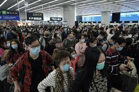 China Locking Down Cities With 18 Million To Stop Virus - The ...