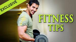 john abraham fitness tips celebrity
