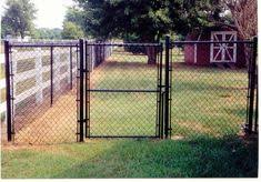 10 Chain Link Gates Ideas Chain Link Fence Chain Link Chain Link Fence Gate
