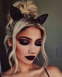 Image result for woman with cat ears