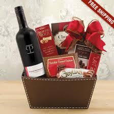 wine gift baskets hand delivered the