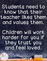 how to build relationships students teaching quotes