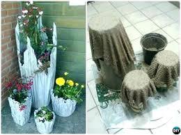 how to make concrete pots caroi biz