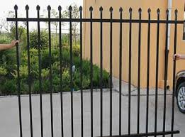 Ornamental Steel Fence Panels For Higher Security