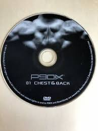 p90x single dvd replacement only