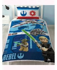 lego star wars battle duvet cover set