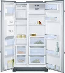 Tủ lạnh Bosch KAN58A75 Series 6 Side by Side 2 cánh