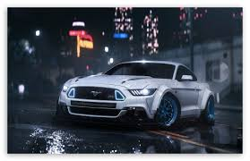 ford mustang ultra hd desktop