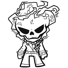 Ghost Rider Decal Sticker