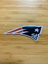 New England Patriots Ne Pats Nfl Football Decal Sticker Team Logo Design Team Ebay