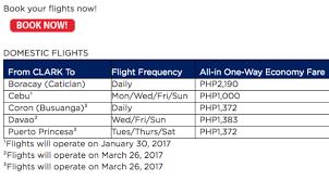 philippine airlines clark caticlan