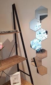 glass mirror tiles 18cm x 20 5cm