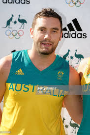 Australian Olympic Mens Basketballer Adam Gibson poses for photos at...  News Photo - Getty Images