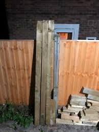 Concrete Fence Post Gravel Board 5ft 6ft 7ft 8ft 9ft In Southminster Essex Gumtree