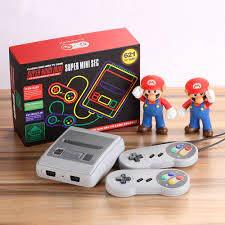 Bộ máy chơi game Nintendo siêu nhỏ tích hợp 62 game trong 1 ổ cắm HDMI